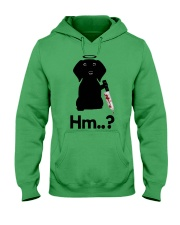 Dachshund hm Hooded Sweatshirt thumbnail