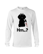 Dachshund hm Long Sleeve Tee thumbnail