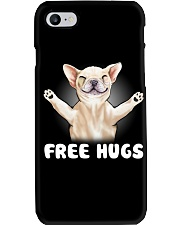 frenchie freehugs2 Phone Case thumbnail