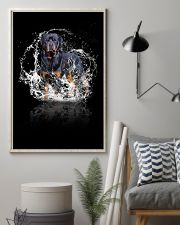 rottweiler poster 11x17 Poster lifestyle-poster-1