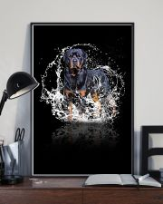 rottweiler poster 11x17 Poster lifestyle-poster-2