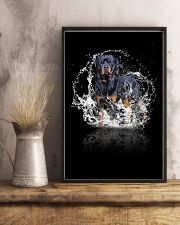 rottweiler poster 11x17 Poster lifestyle-poster-3