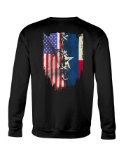 texas flag Crewneck Sweatshirt thumbnail
