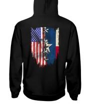 texas flag Hooded Sweatshirt thumbnail