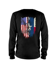 texas flag Long Sleeve Tee thumbnail