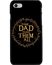 One Dad Torule Them All Phone Case thumbnail