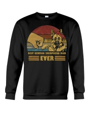 Best German Shepherd Mom Ever  Crewneck Sweatshirt thumbnail