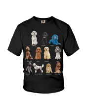 Poodle Youth T-Shirt thumbnail