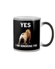Yes i am ignoring you french bulldog IGNORING Color Changing Mug thumbnail