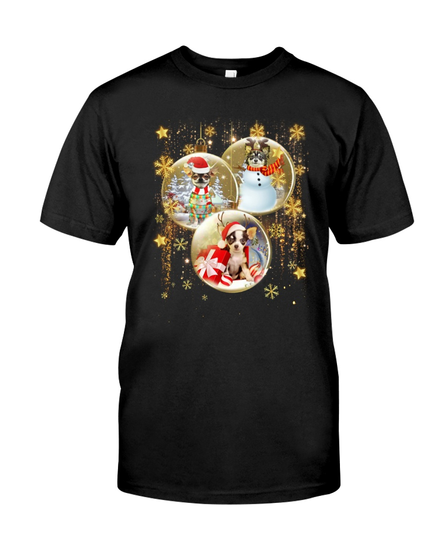 Chihuahua Cute T-shirt Best Gift Classic T-Shirt