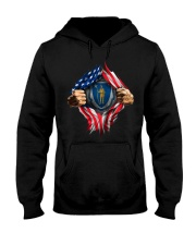 massachusetts Hooded Sweatshirt thumbnail