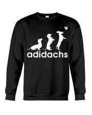 Adidachs dachshund Crewneck Sweatshirt thumbnail