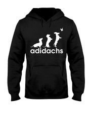 Adidachs dachshund Hooded Sweatshirt tile