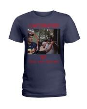 I Can't Breathe Ladies T-Shirt thumbnail