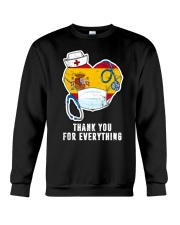 Thank You For Everything Crewneck Sweatshirt thumbnail