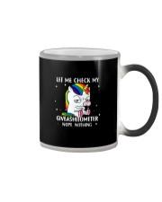 unicorn Color Changing Mug thumbnail