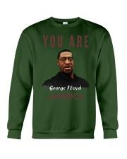 george floyd4 Crewneck Sweatshirt thumbnail