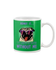 chihuahua once upon a time there was a girl Mug thumbnail