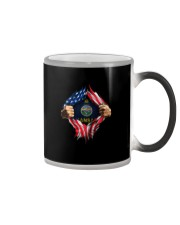 Kansas Color Changing Mug thumbnail