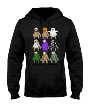 sloth halloween Hooded Sweatshirt thumbnail