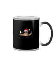 Sloth Funny T-shirt Best gift for friend Color Changing Mug thumbnail
