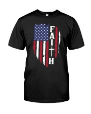 Texas Flag Classic T-Shirt front