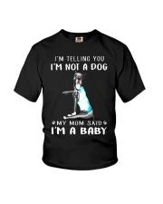 Great Dane I'm Telling You I'm Not A Dog Youth T-Shirt thumbnail
