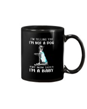 Great Dane I'm Telling You I'm Not A Dog Mug thumbnail