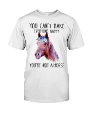 horse2 Classic T-Shirt front