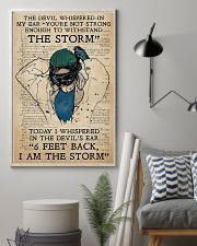 the devil whispered in my ear nurse poster 11x17 Poster lifestyle-poster-1