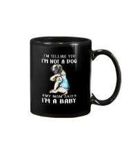Mastiff I'm Telling You I'm Not A Dog Mug thumbnail