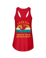 fly Ladies Flowy Tank thumbnail