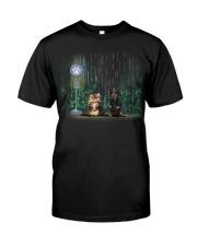 persian cats - dachshund Classic T-Shirt front