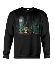 persian cats - dachshund Crewneck Sweatshirt thumbnail
