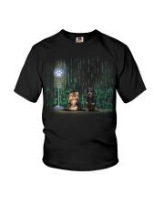 persian cats - dachshund Youth T-Shirt thumbnail