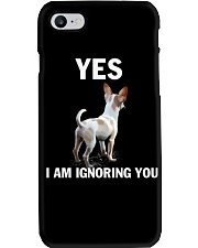 Yes i am ignoring you chihuahua IGNORING Phone Case thumbnail
