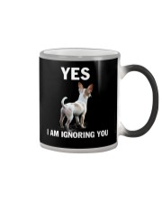 Yes i am ignoring you chihuahua IGNORING Color Changing Mug thumbnail