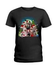 Cats T-shirt Best gift for friend Ladies T-Shirt thumbnail
