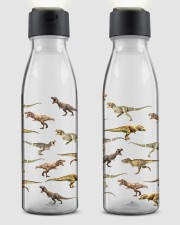 T-Rex Dinosaur Father's Day Gifts For Uncle  Light Up Water Bottle front