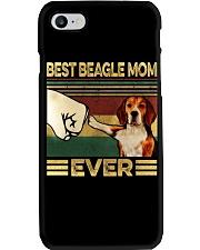 Best Beagle Mom Phone Case thumbnail