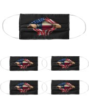 Texas Cloth Face Mask - 5 Pack front