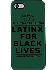 Latin For Black Phone Case thumbnail