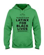 Latin For Black Hooded Sweatshirt thumbnail
