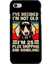 dachshund 4 Phone Case thumbnail