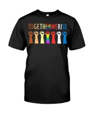 Togetherwerise Classic T-Shirt front