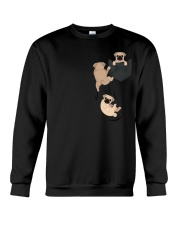 pug Crewneck Sweatshirt thumbnail