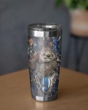 Cute Sloth Tumbler Royal Designer Merch Gifts For Sloth Lovers 20oz Tumbler aos-20oz-tumbler-lifestyle-front-06