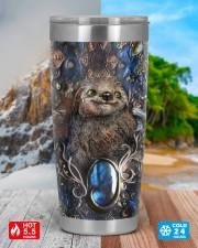 Cute Sloth Tumbler Royal Designer Merch Gifts For Sloth Lovers 20oz Tumbler aos-20oz-tumbler-lifestyle-front-42