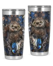 Cute Sloth Tumbler Royal Designer Merch Gifts For Sloth Lovers 20oz Tumbler front