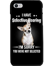 chihuahua 2 Phone Case tile